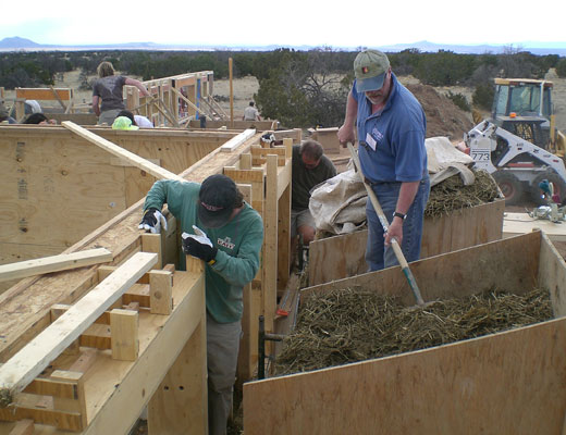 Mastering Straw Clay Walls