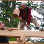 Japanese Timber Framing Natural Building Workshop